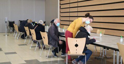 Centre de vaccination Terres de Montaigu
