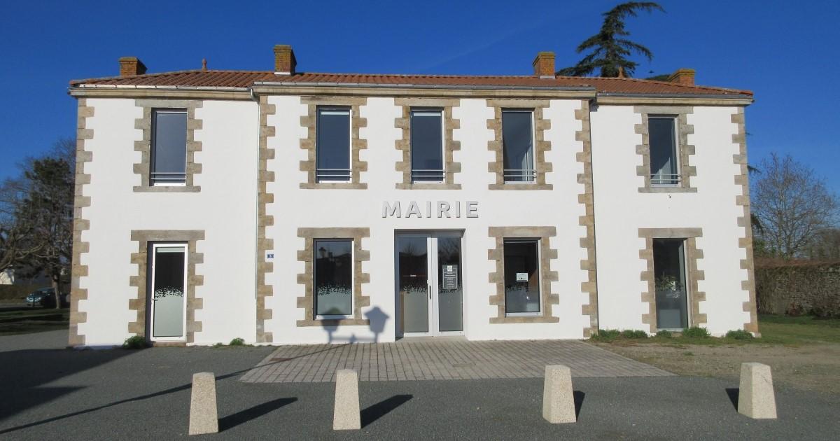 Image - Mairie de la Boissière-de-Montaigu