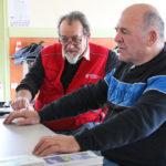 Image : Atelier prévention routière seniors - Réactiomètre - Terres de Montaigu
