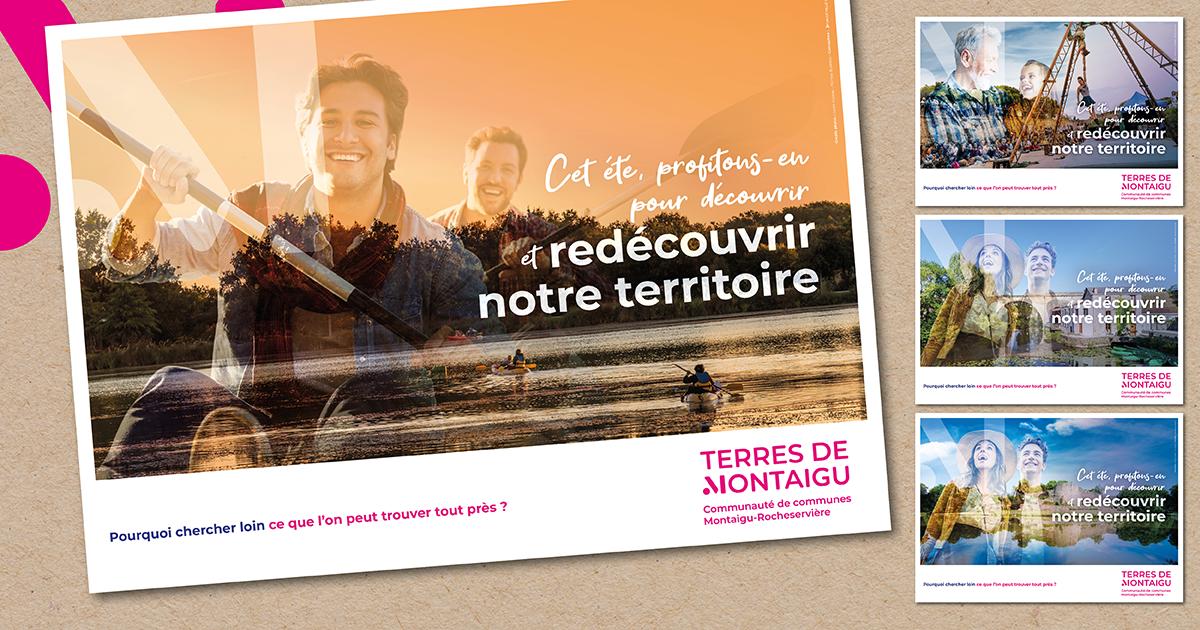 Image : cet été, profitons-en pour découvrir notre territoire - Terres de Montaigu